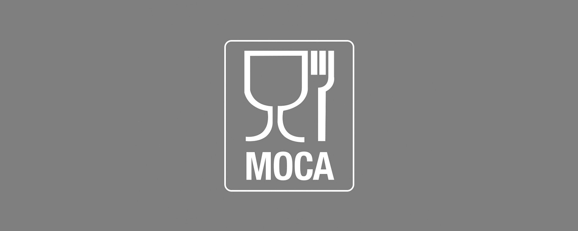 Conformity to the MOCA requirements (suitable for the contact with food)